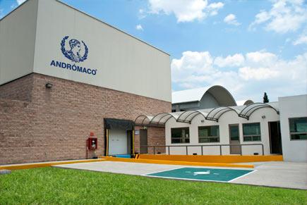 Planta de Maquila Andrómaco